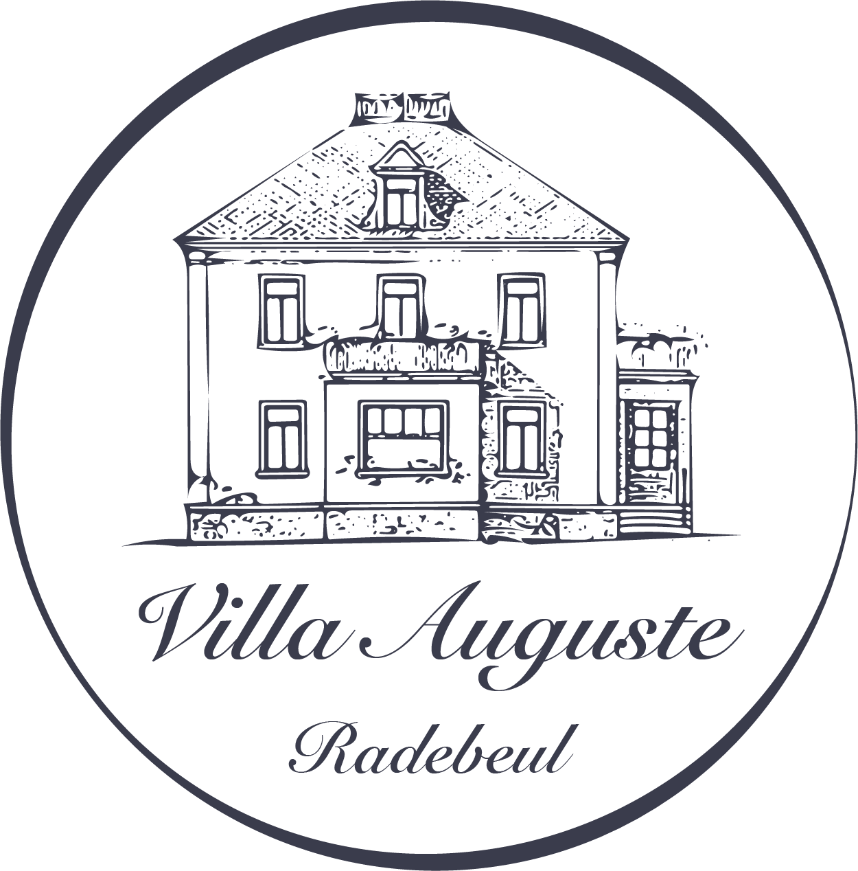 Ferienwohnung Radebeul Villa Auguste